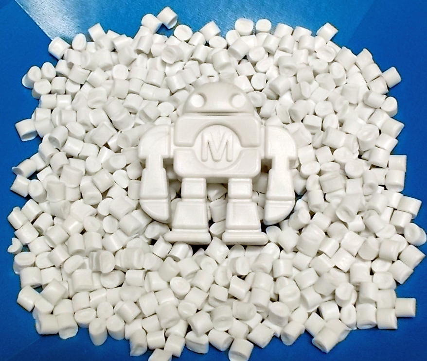 White Polypropylene Pellets