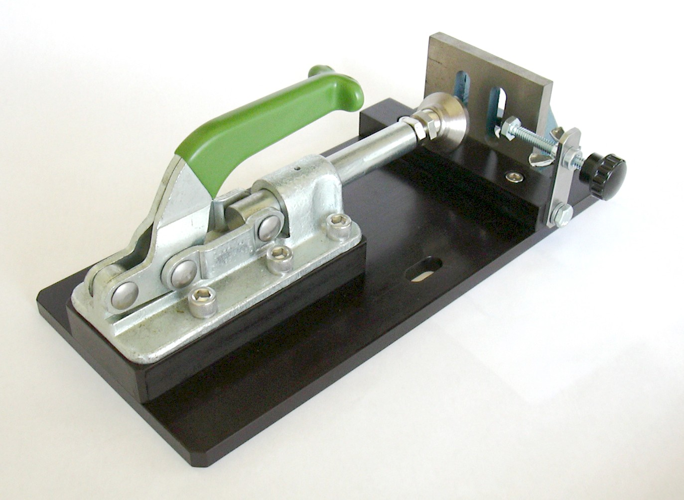 Quick Release Toggle Mold Clamp