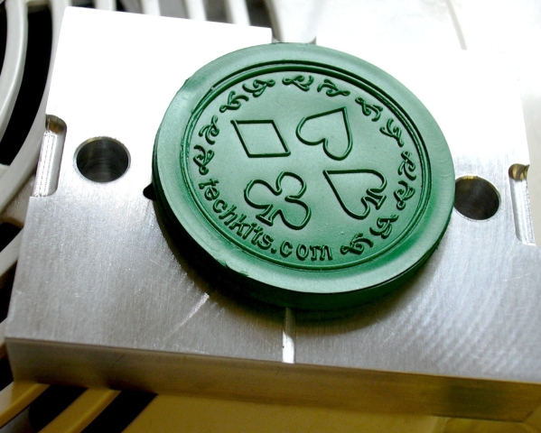 Plastic Injection Poker Chips